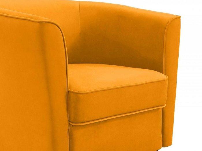 Кресло California оранжевого цвета