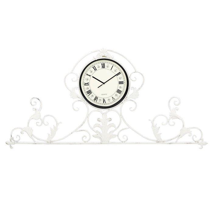 Настенные часы Артуа белого цвета