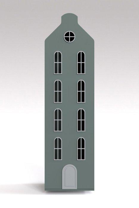 Шкаф-домик Прага Maxi лаврового цвета