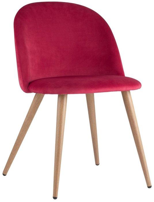 Стул Лион красного цвета