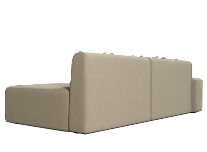 Диван-кровать Portu серого цвета