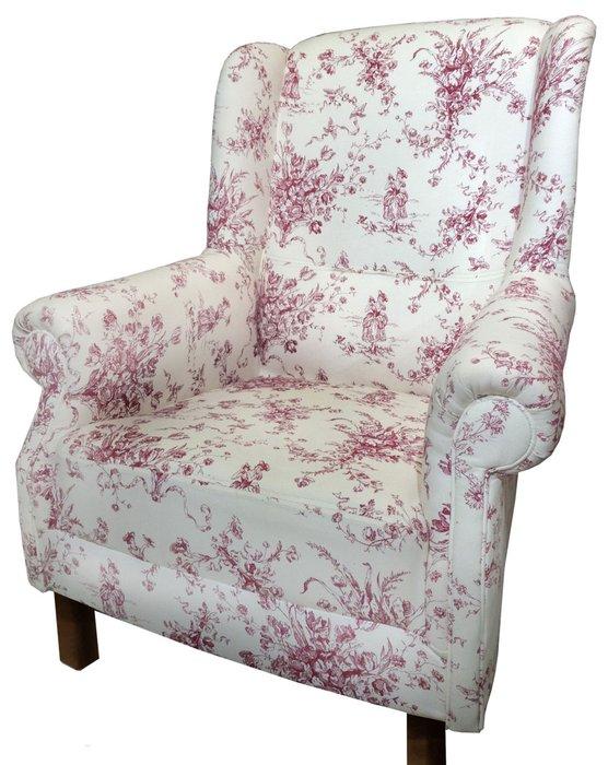 Кресло Пастушки белого цвета