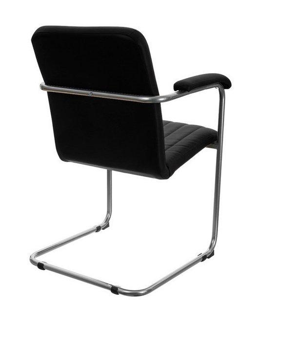 Офисный стул Румба черного цвета