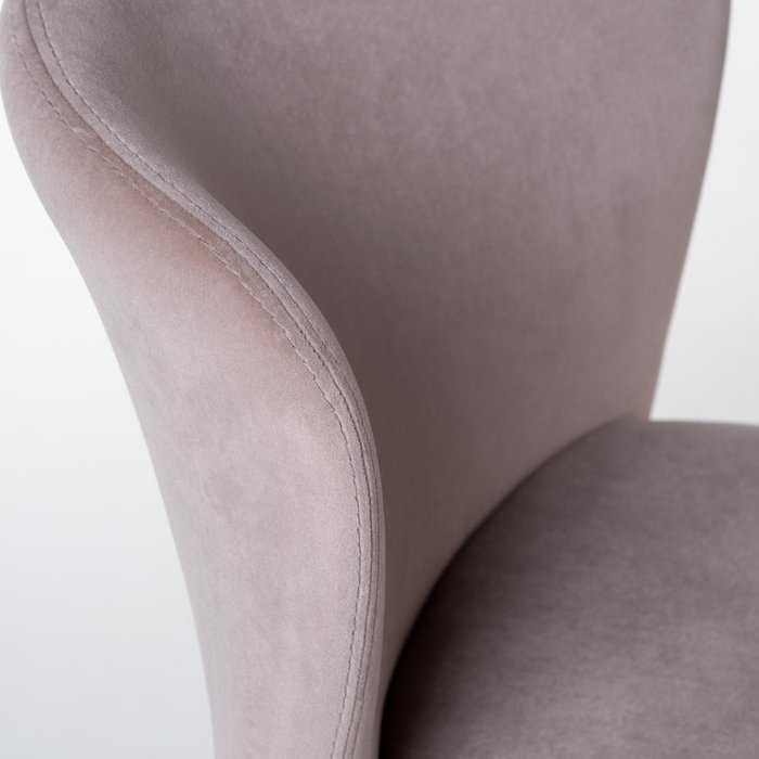 Полубарный стул Albert бежевого цвета
