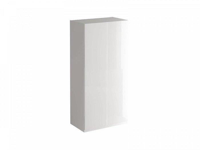 Шкаф Intra двухдверный со стеклянным фасадом