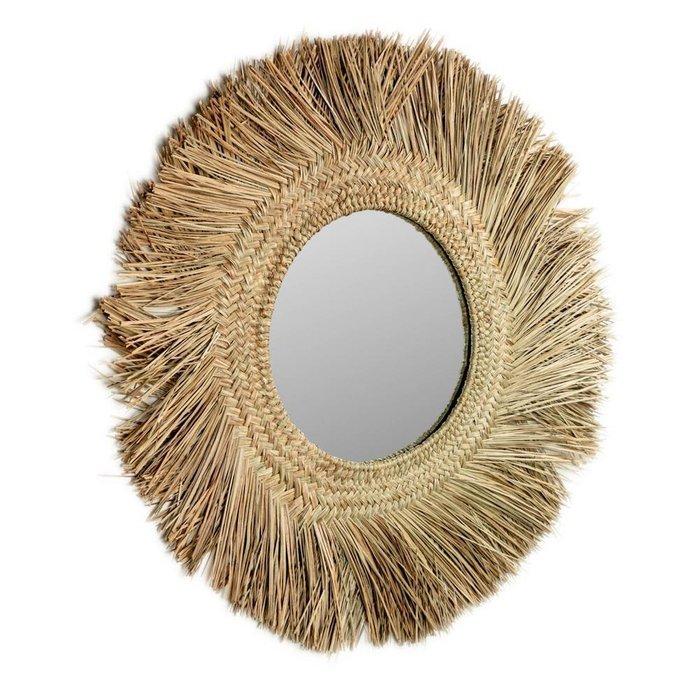 Настенное зеркало Rumer круглой формы
