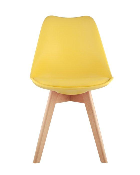 Стул Frankfurt желтого цвета