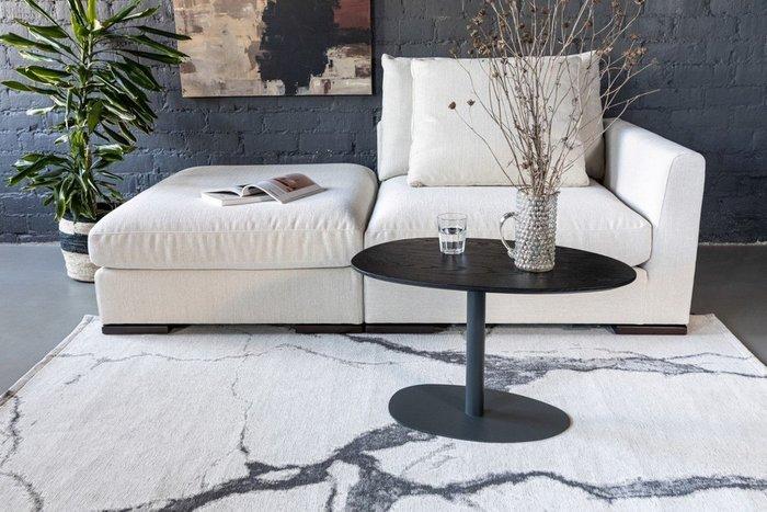 Ковер Statuario Ivory белого цвета 200х300