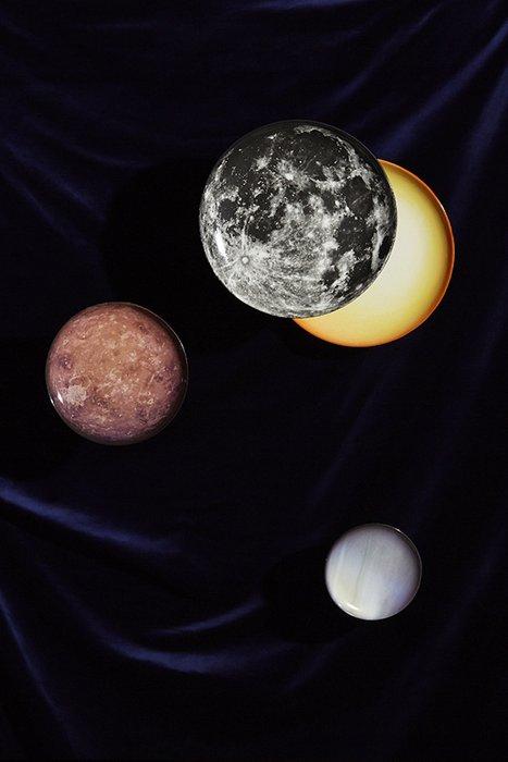 Тарелка Seletti Cosmic Dinner Plate Mars