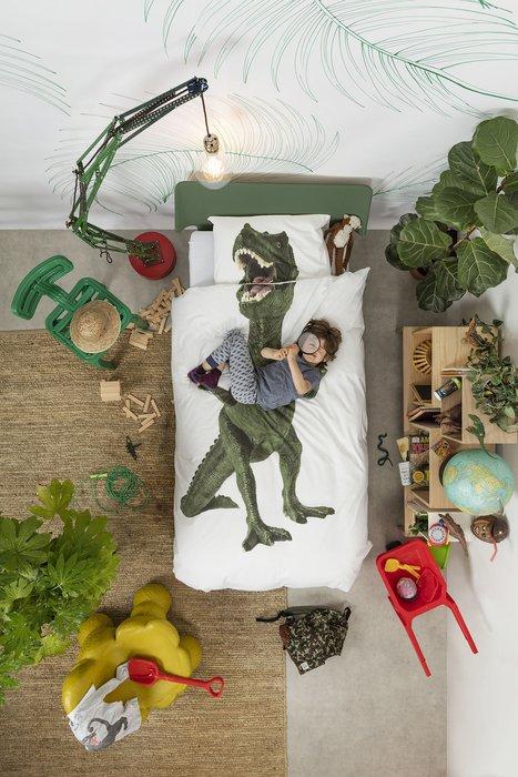 """Комплект постельного белья """"Тираннозавр Рекс """"  150х200"""