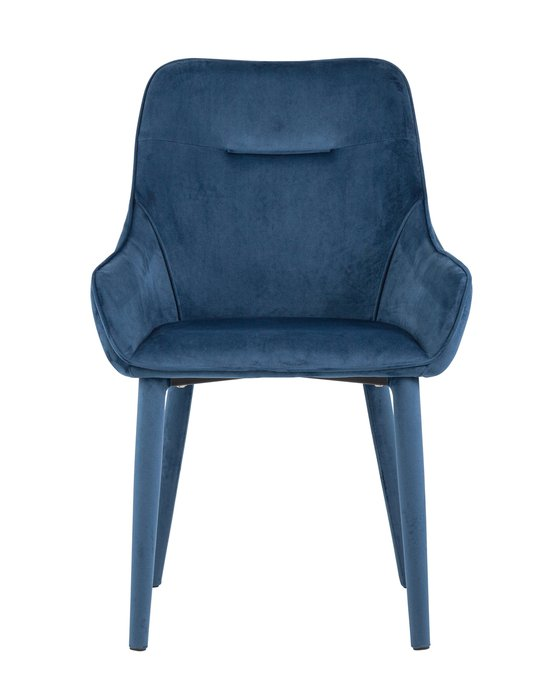 Стул Диана синего цвета