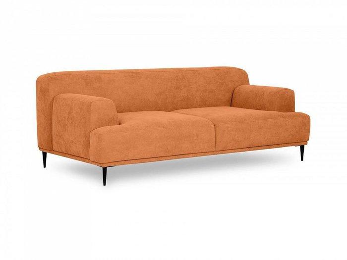 Диван Portofino оранжевого цвета