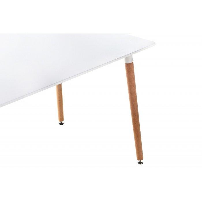 Обеденный стол Table белого цвета