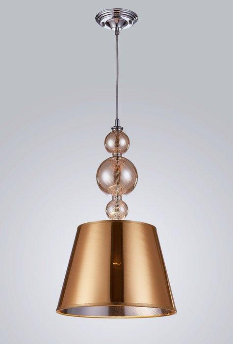 Подвесной светильник Muraneo золотого цвета
