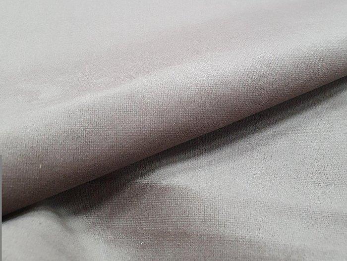 Угловой диван-кровать Даллас коричневого цвета