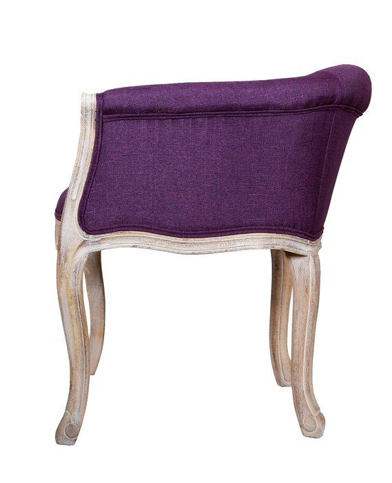 Кресло Kandy пурпурного цвета