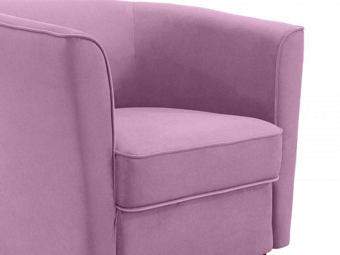 Кресло California лилового цвета