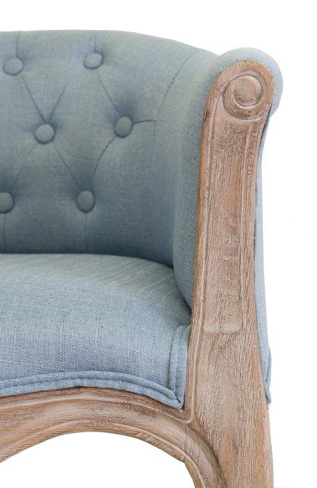 Кресло Kandy light blue