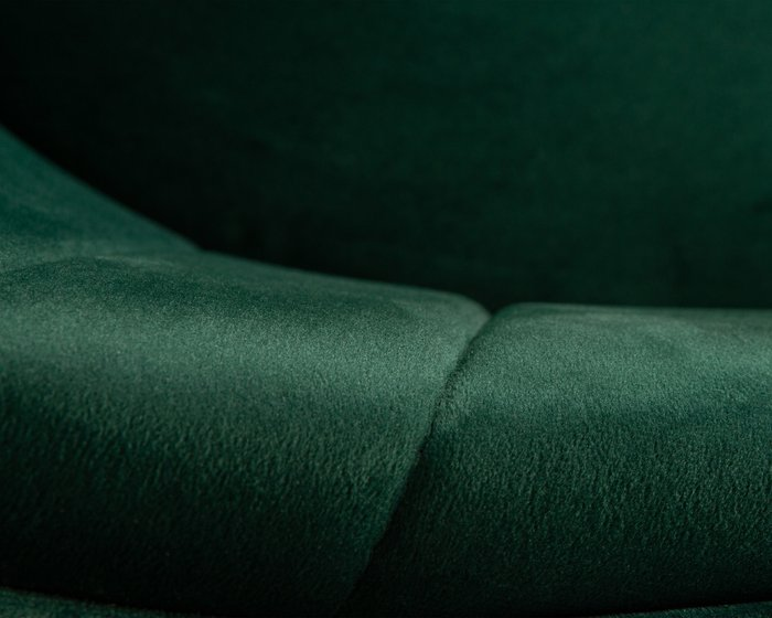 Стул барный Darcy зеленого цвета