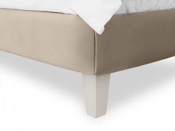 Кровать Candy 80х160 серо-коричневого цвета