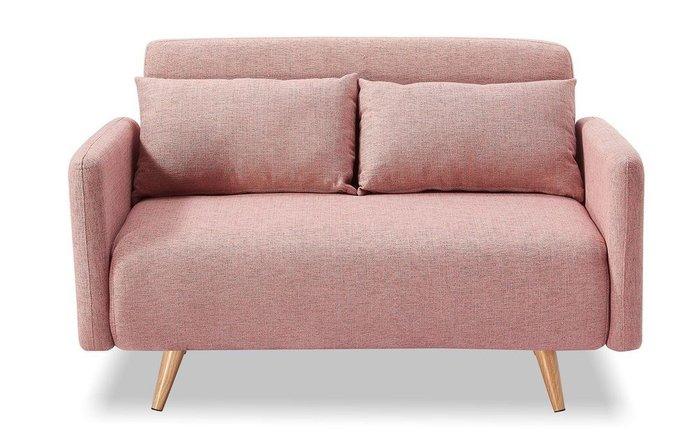 Диван-кровать Cardiff кораллового цвета