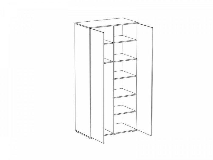 Шкаф Play из двух отделений