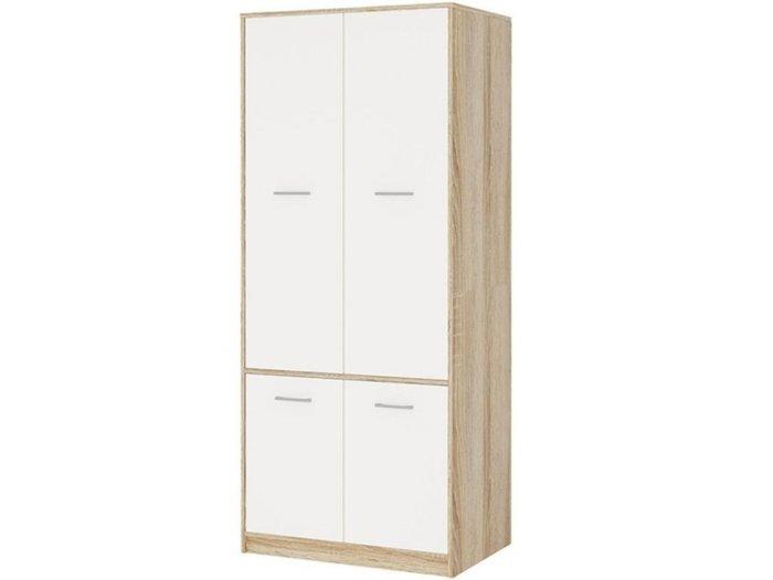 Шкаф Стелс белого цвета