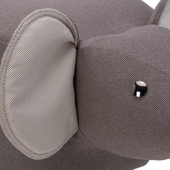 Пуф Mouse COMBI серого цвета