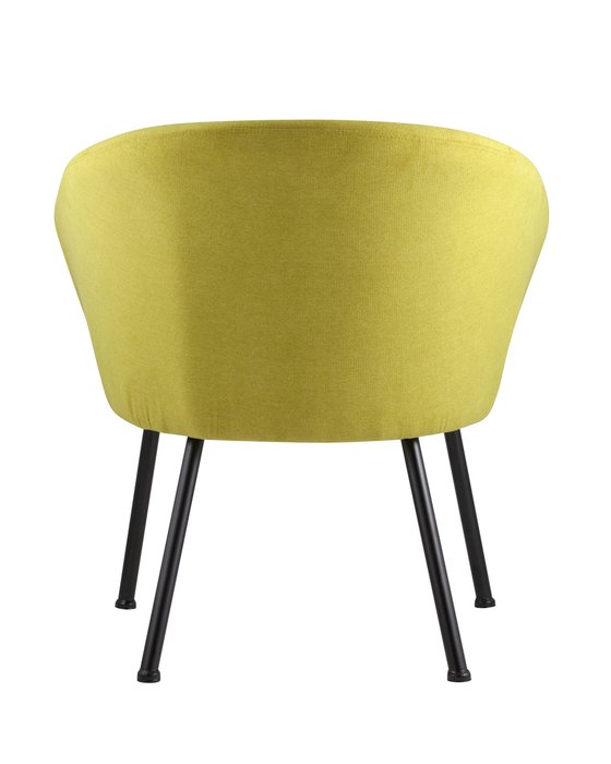 Кресло Декстер светло-зеленого цвета