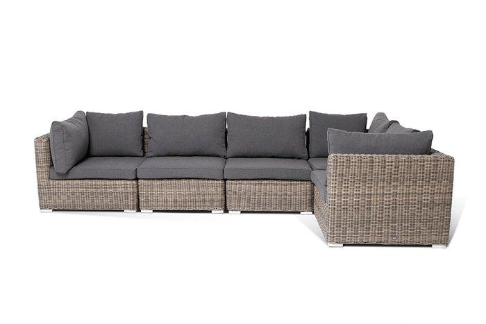 Кресло Лунго с подушками