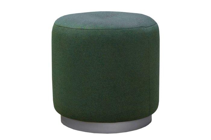 Пуф зеленого цвета