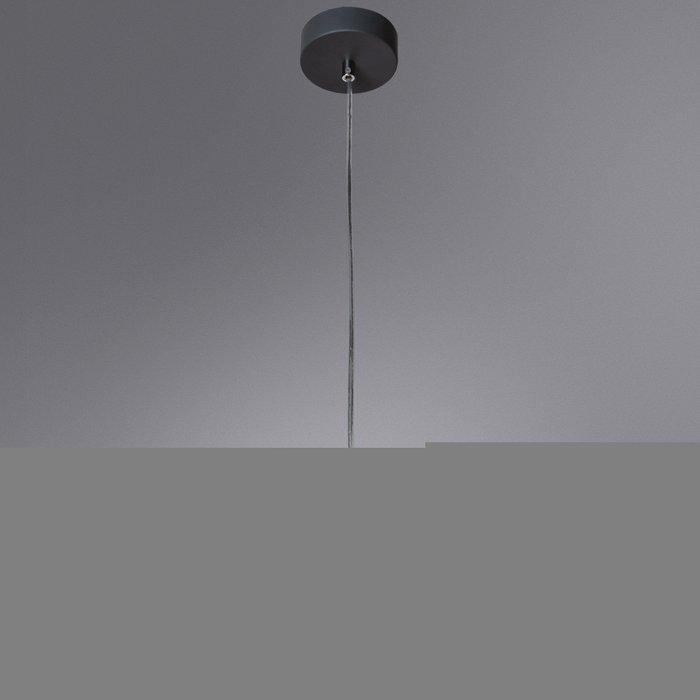 Подвесной светильник Bender серого цвета