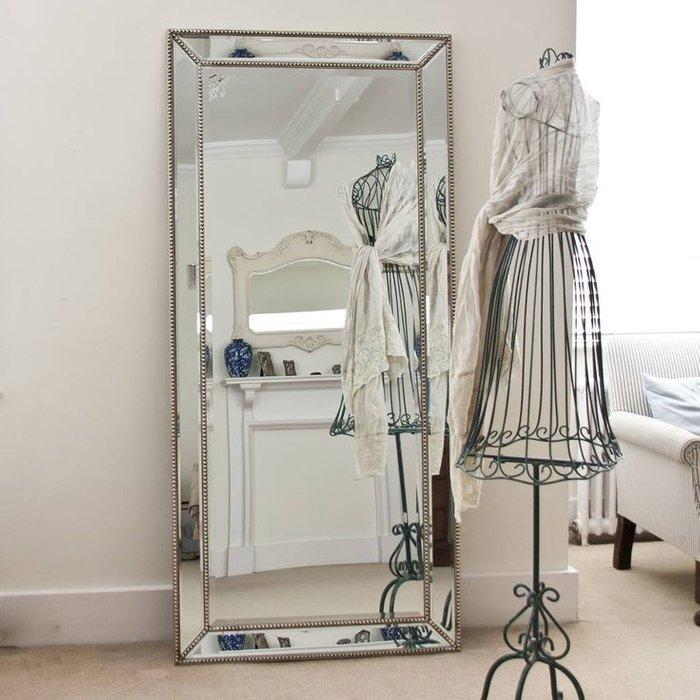 Напольное зеркало в раме Franco Mid