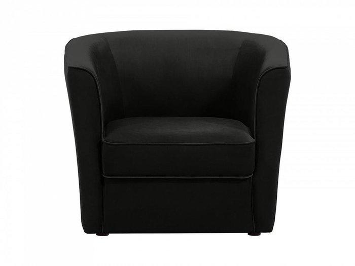 Кресло California черного цвета
