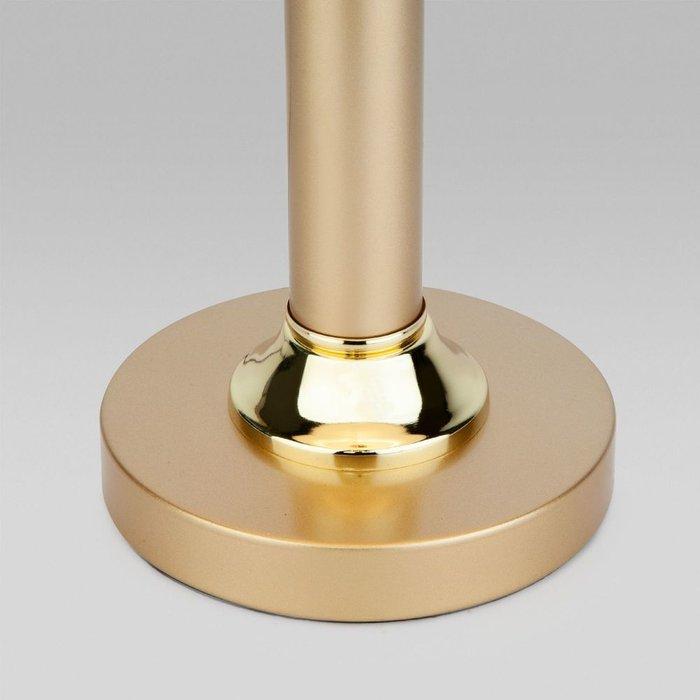 Настольная лампа Lorenzo цвета перламутровое золото