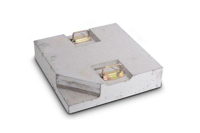 Комплект утяжелитей Ливорно из двух каменных плит