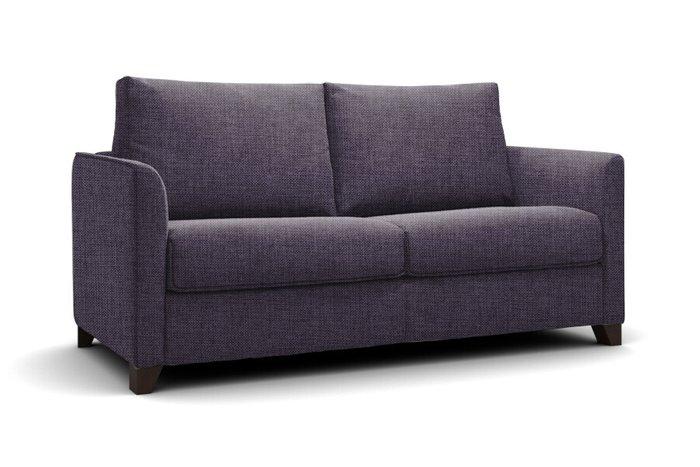 Диван-кровать Лайк фиолетового цвета