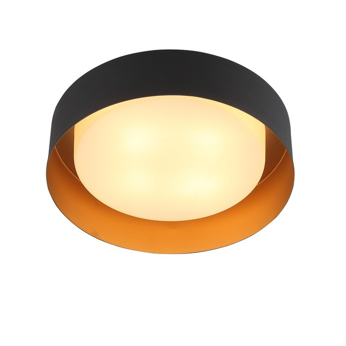 Потолочный светильник Chio черного цвета