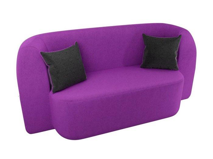 Диван-кровать Томас фиолетового цвета