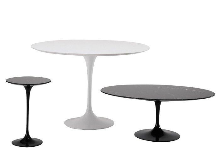 Кофейный стол Apriori T золотого цвета