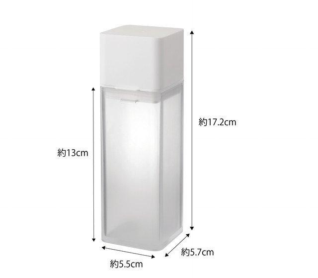 Емкость для специй Tower белого цвета