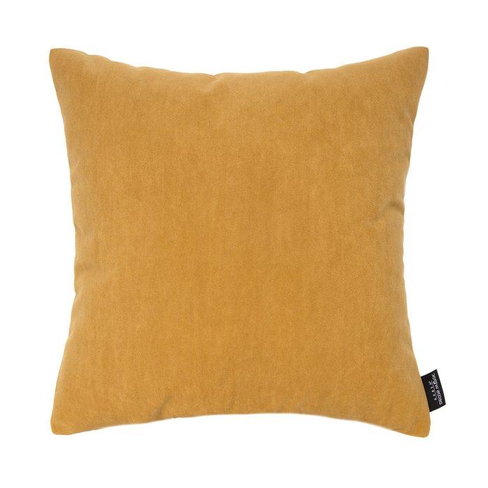 Декоративная подушка Ultra mustard