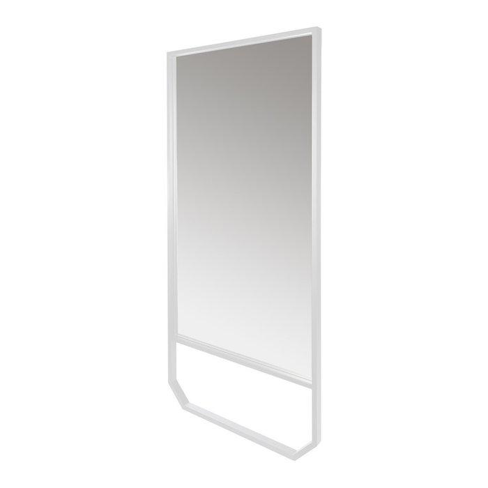 Зеркало настенное Абрис в белой раме