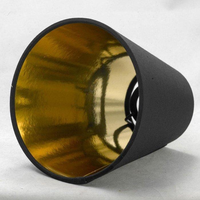 Подвесная люстра Yukon с черными плафонами