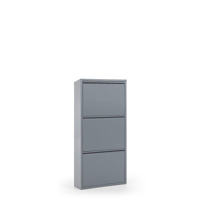 Шкафчик для обуви Rox для серого цвета