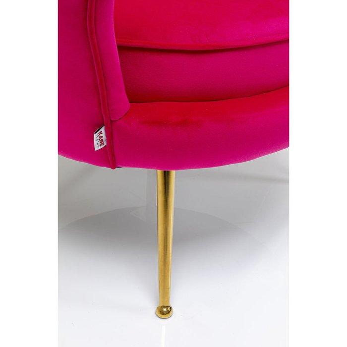 Кресло New Orleans розового цвета