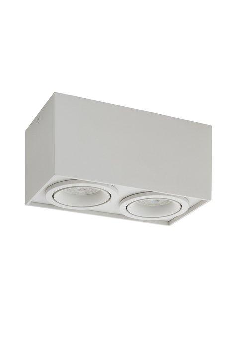 Накладной светильник белого цвета