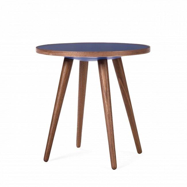 """Кофейный столик """"Sputnik Small"""" с круглой столешницей из меламина"""