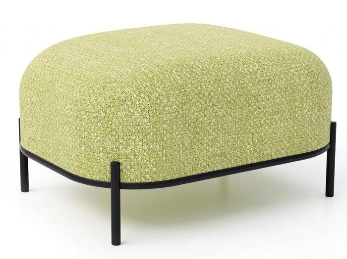 Пуф Sofa светло-зеленого цвета