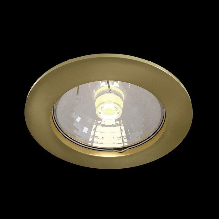 Встраиваемый светильник Metal Modern из металла